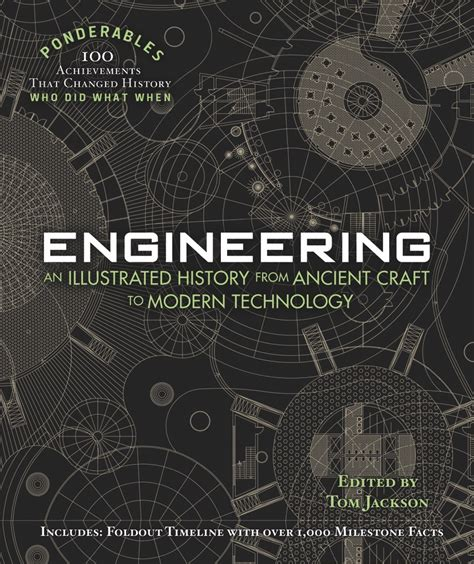 ◀️ Download Ebook Engineering: An Illustrated History from Ancient Craft to Modern Technology (100 Ponderables)